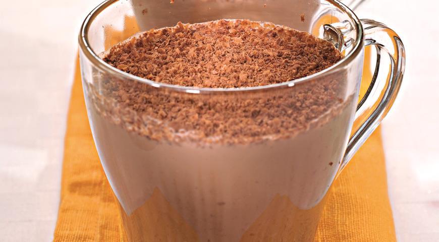 Горячий шоколад с бренди | Рецепты с фото