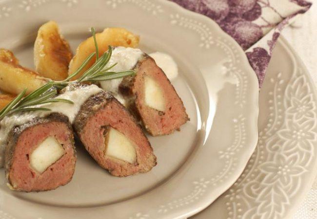 Говяжья печенка по-нормандски | Рецепты с фото