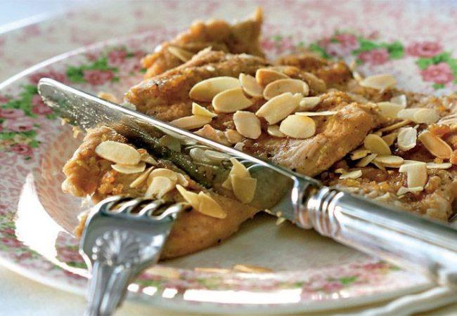 Грудка индейки с финиками и картофельным пирогом | Рецепты с фото