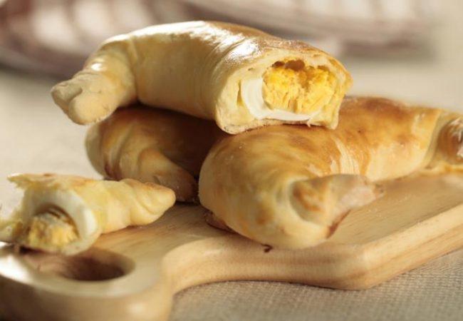 Гурийские пирожки с яйцом | Рецепты с фото