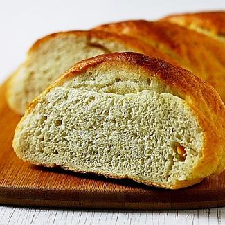 Хлеб апельсиновый с ванилью и мускатным орехом | Рецепты с фото