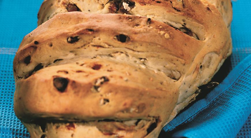Хлеб с финиками | Рецепты с фото