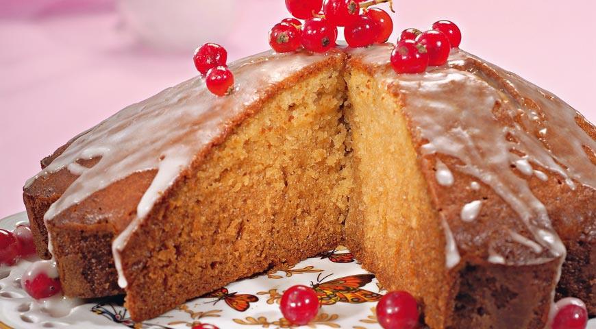 Имбирный кекс | Рецепты с фото