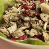 Имеретинский салат из курицы | Рецепты с фото