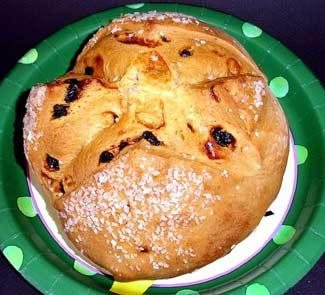 Ирландский хлеб с изюмом | Рецепты с фото