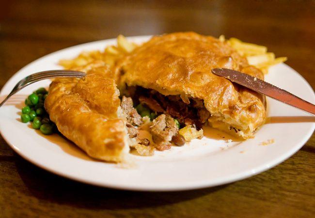 Ирландский мясной пирог - IRISH MEAT PIE | Рецепты с фото