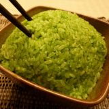 Изумрудный рис | Рецепты с фото