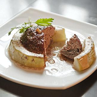 Кабачки, фаршированные мясным фаршем | Рецепты с фото
