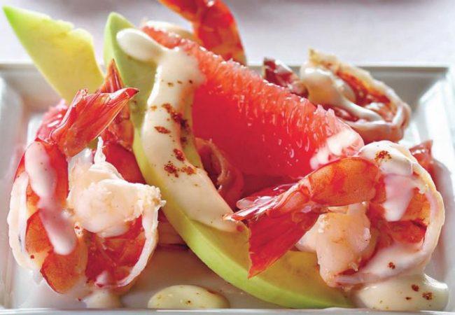 Калифорнийский салат | Рецепты с фото