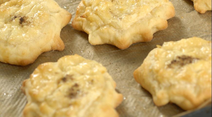 Калицуния, греческие пирожки к пасхе | Рецепты с фото
