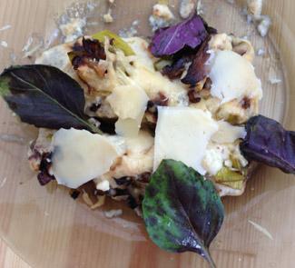 Каннелони с мясом и грибами | Рецепты с фото