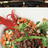 Каредок, салат из сырых овощей | Рецепты с фото