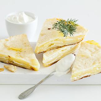 Картофель «Дофине» в мультиварке | Рецепты с фото