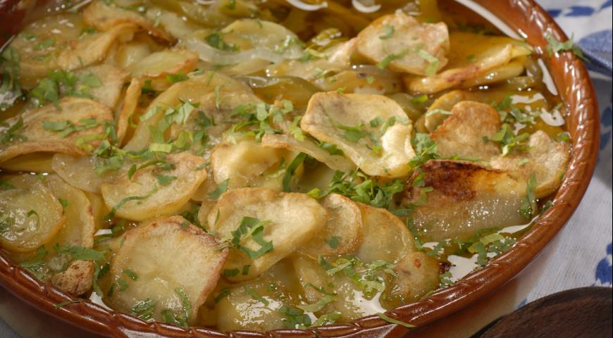 Картофель бедняка | Рецепты с фото