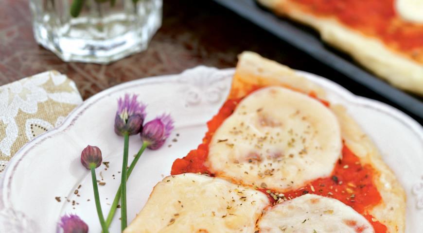 Картофельная пицца | Рецепты с фото