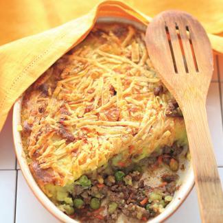 Картофельная запеканка с бараниной | Рецепты с фото