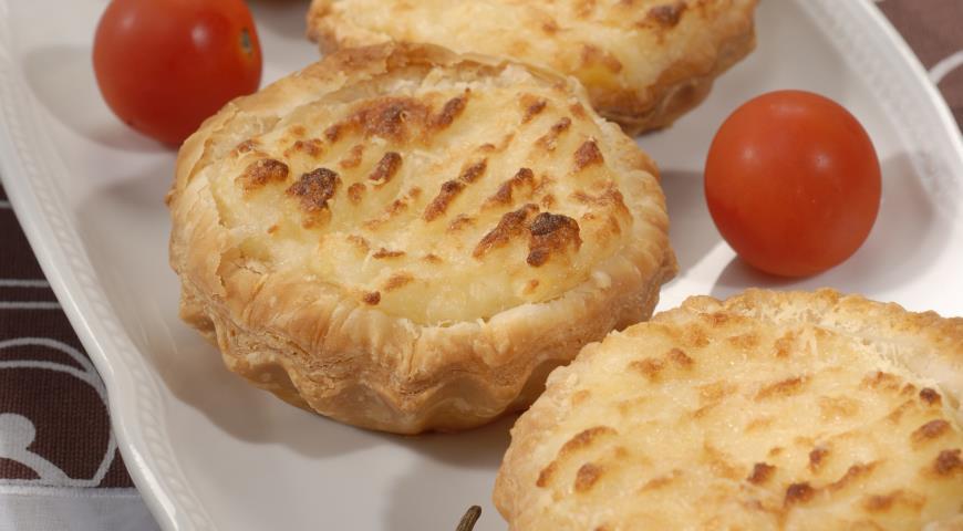 Картофельные тарталетки | Рецепты с фото