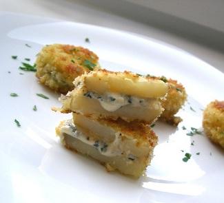 Картофельные тосты с сыром | Рецепты с фото