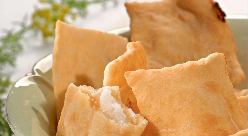 Картофельные туртоны   Рецепты с фото