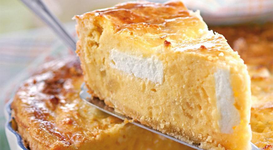 Картофельный пирог с сыром | Рецепты с фото