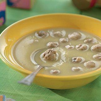 Картофельный суп с фрикадельками | Рецепты с фото