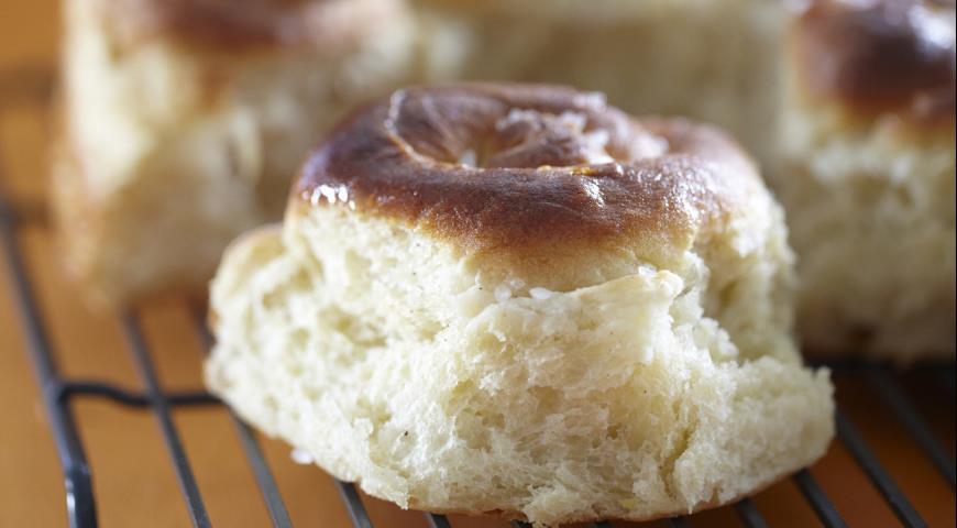 Картофельный завитой хлеб | Рецепты с фото