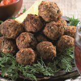 Кефтедес, тефтели  по-кипрски | Рецепты с фото