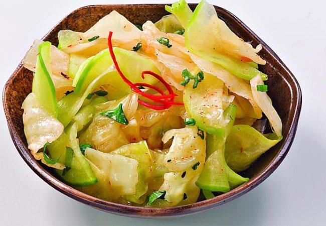 Кимчи из молодой капусты и редьки | Рецепты с фото
