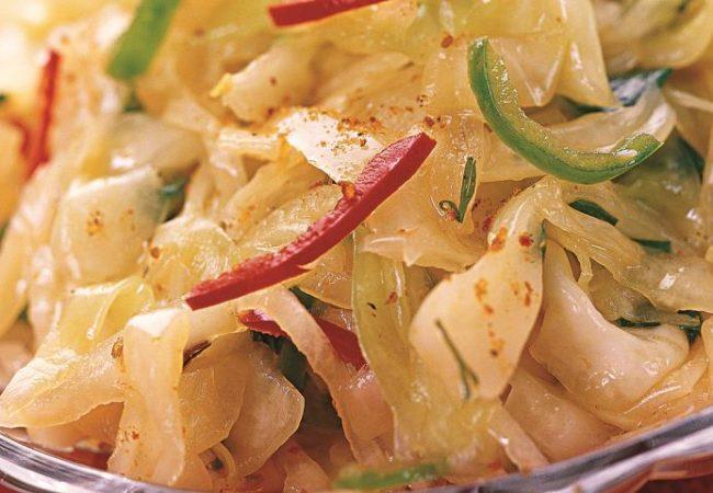 Кимчи (капуста по-корейски) | Рецепты с фото