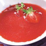 Клубничный суп | Рецепты с фото
