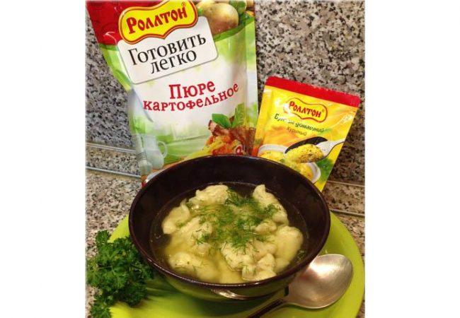 Клёцки по-чешски | Рецепты с фото
