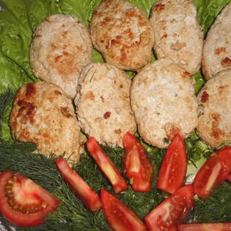 Котлеты с овощами | Рецепты с фото
