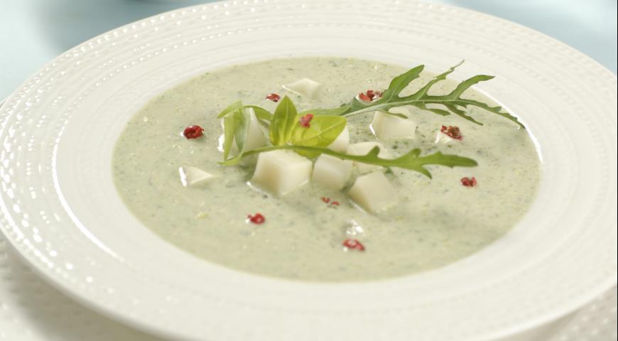 Крем-суп из зелени | Рецепты с фото