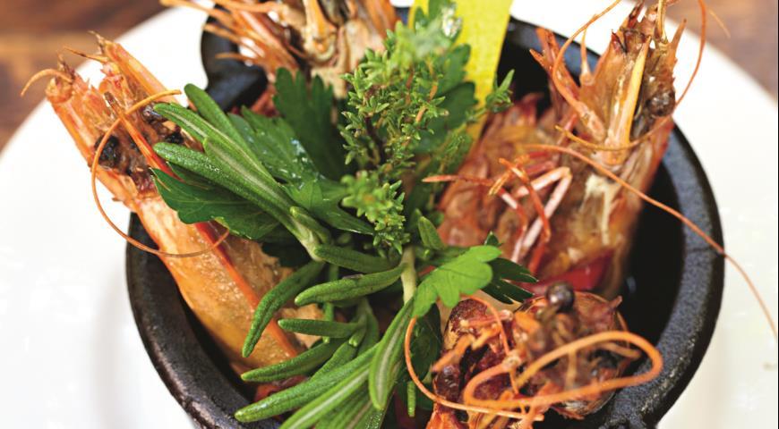Креветки пиль-пиль | Рецепты с фото