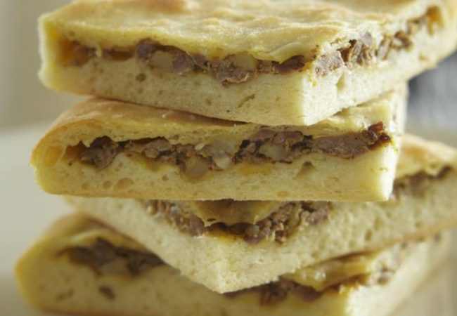 Кубдари, сванский мясной пирог | Рецепты с фото