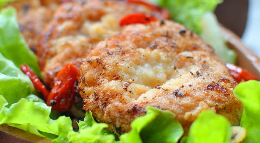 Курино-кабачковые котлеты | Рецепты с фото