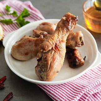 Куриные голени в медовой глазури в мультиварке | Рецепты с фото