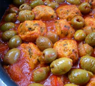 Куриные котлетки с оливками | Рецепты с фото
