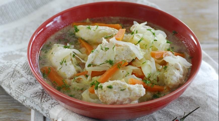 настоящий белый суп из молодой капусты рецепт с фото здесь