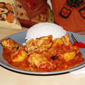 Курица по-индийски или чикен масала | Рецепты с фото