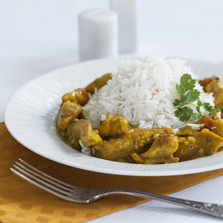 Курица по-индийски в мультиварке | Рецепты с фото