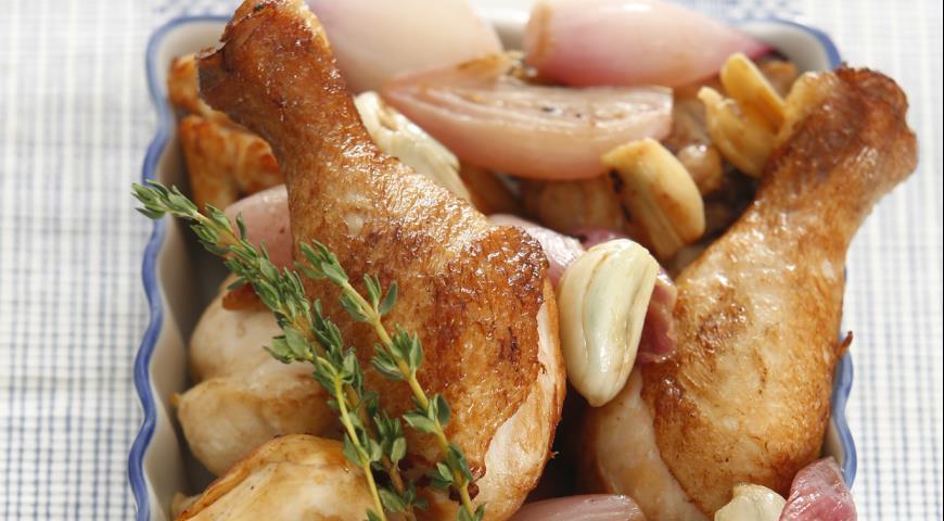 Курица в кисло-сладком маринаде | Рецепты с фото