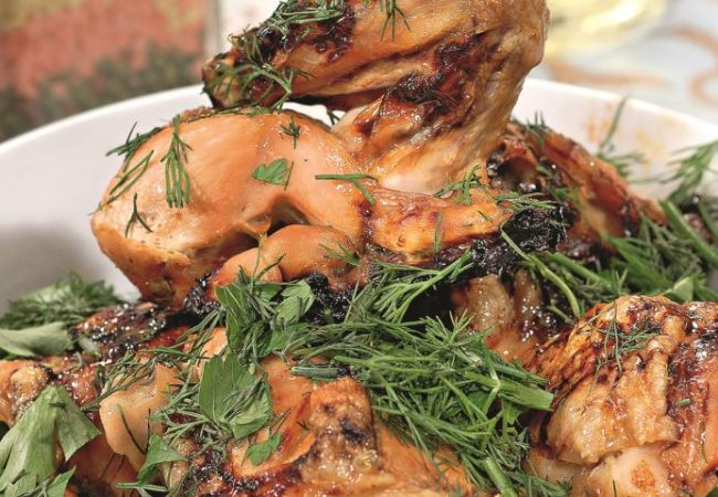 Курица в меду | Рецепты с фото
