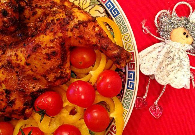 Курица в остром маринаде, запеченная в духовке | Рецепты с фото