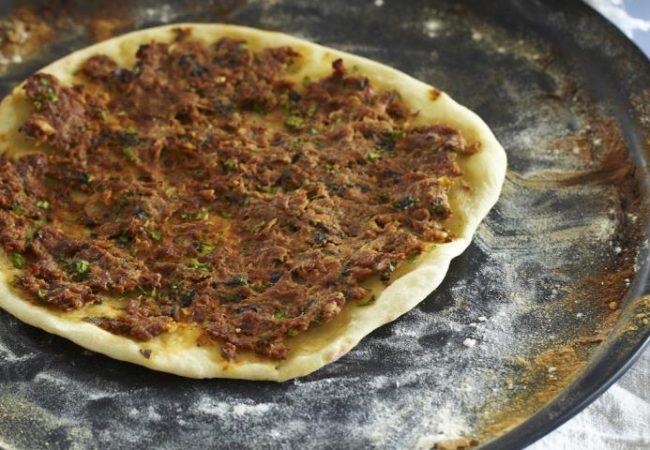 Ламаджо, армянская пицца | Рецепты с фото