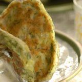 Латкес из цукини с козьим сыром | Рецепты с фото