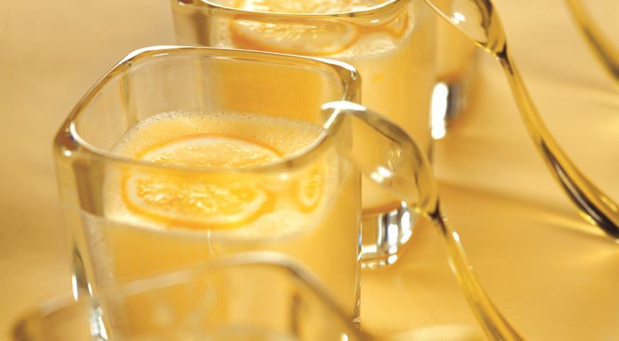 Лимонно-медовый мусс | Рецепты с фото