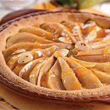 Магрибский пирог с миндалем и грушами | Рецепты с фото