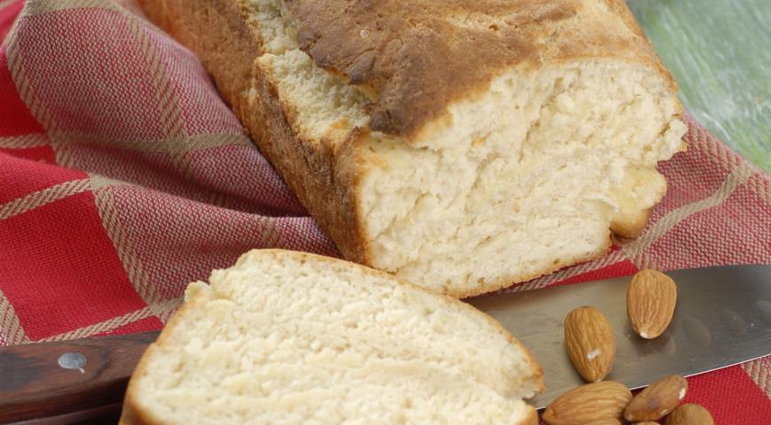 Миндальный хлеб | Рецепты с фото