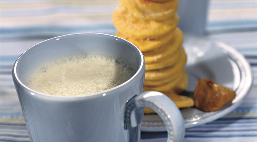 Молочный напиток с инжиром и медом | Рецепты с фото